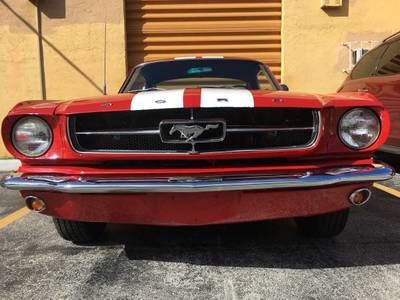 1965 ford mustang matte black. numbers matching, correct color, interior. very nice paint job, rust free car. new tires and wheels including the spare. 1965 ford mustang matte black s